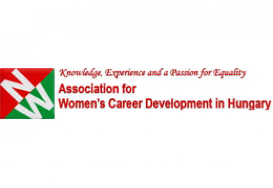 Association for Women's Career Development in Hungary Logo