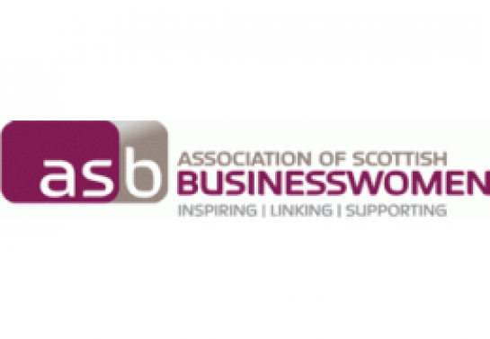 The Association of Scottish Businesswomen logo
