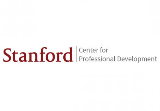 Stanford Centre for Professional Development logo