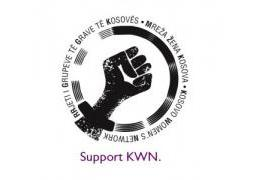 Kosovo Women's Network logo