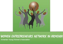 Women Entrepreneurs Network Logo