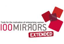 100Mirrors Extended Logo